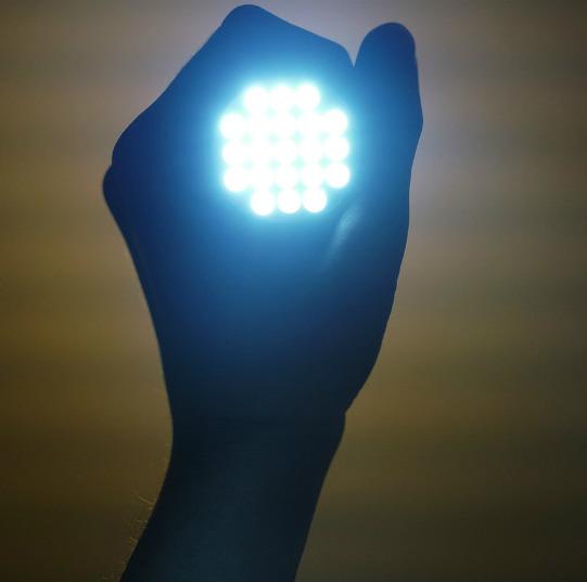 Affichage par LED à Castres